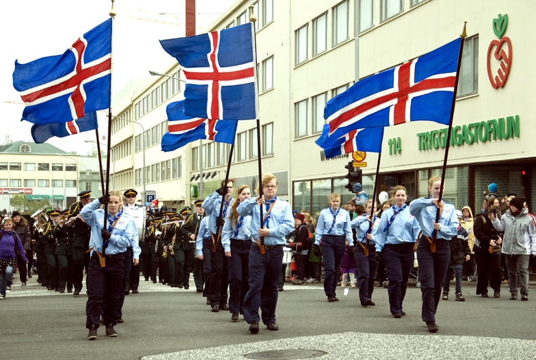 Iceland Public Holidays in 2017