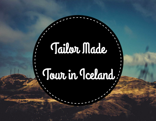 Tailor made tour in Iceland